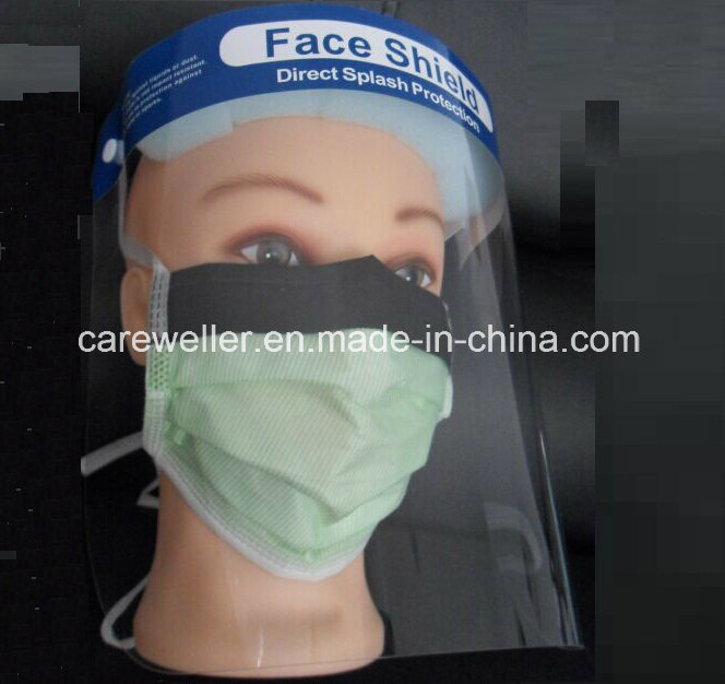 Disposable Anti-Fog Face Shield for Protection