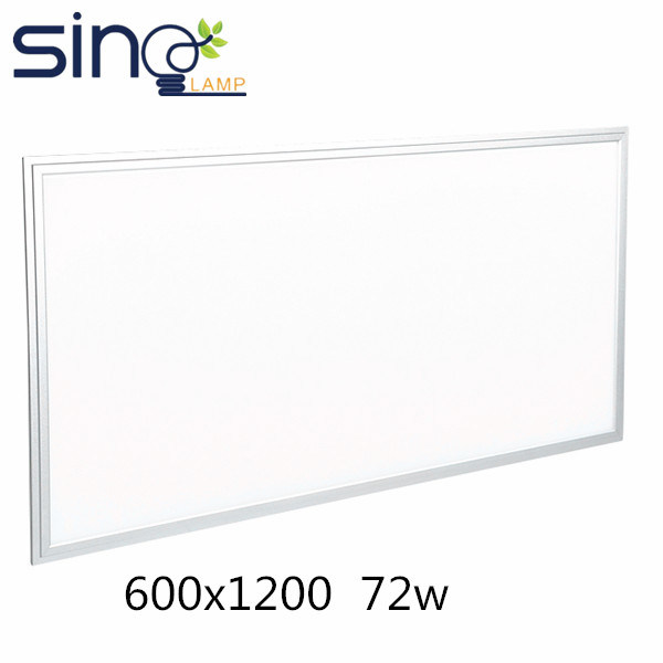 Big Size 60X120cm LED Panel Lighting 72W 3000-6500k