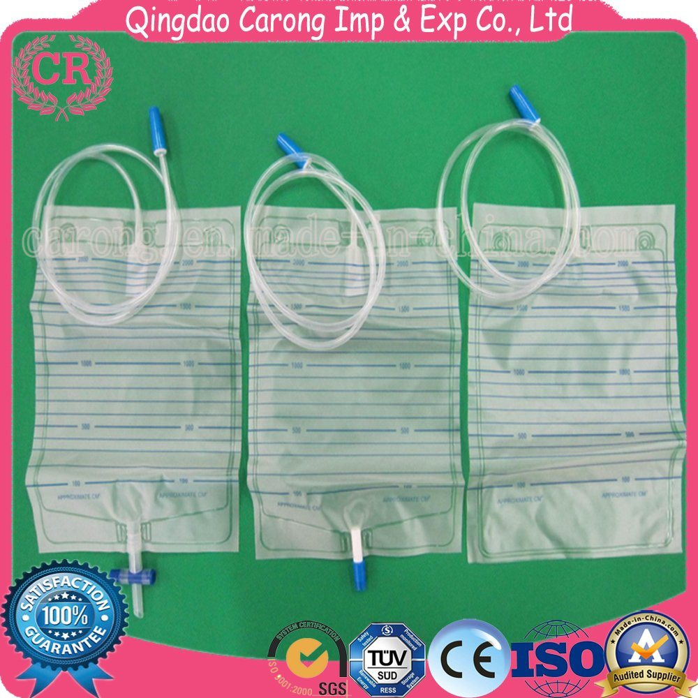 2000ml Medical Disposable Bag Infusion Set
