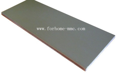 Titanium/Stainless Steel Bimetal Plate with Explosion Welding