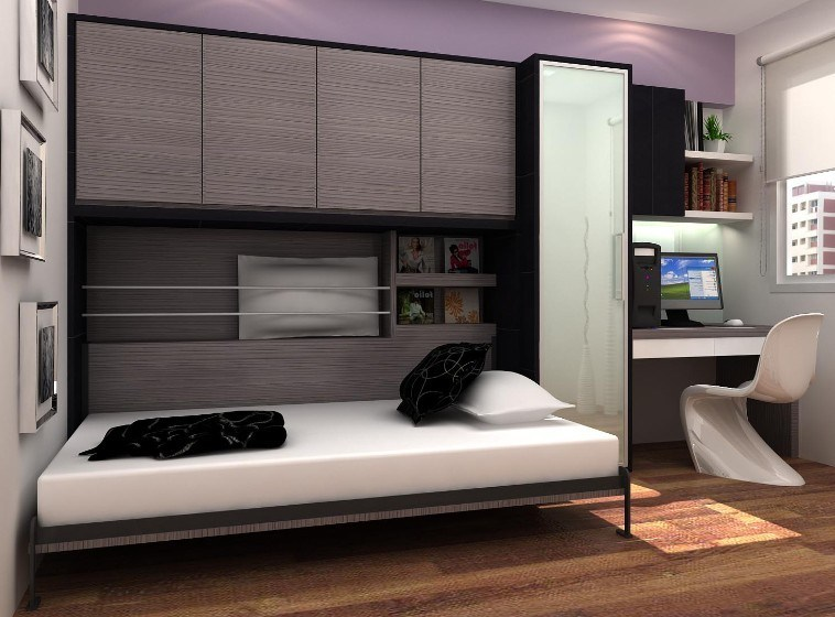Murphy Bed Daily Use