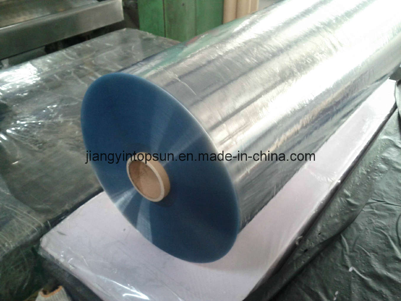 PVC Film for Cold Lamination Film