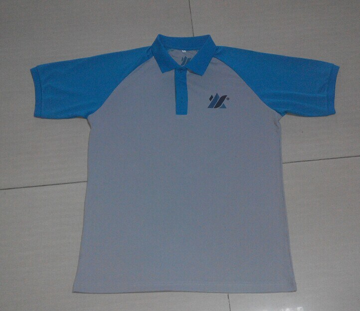 China hot sale custom dry fit polyester mens polo shirts for Custom dry fit shirts