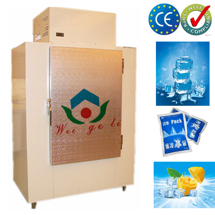 CE Bagged Ice Storage Bin for Gas Station Use (DC-420)