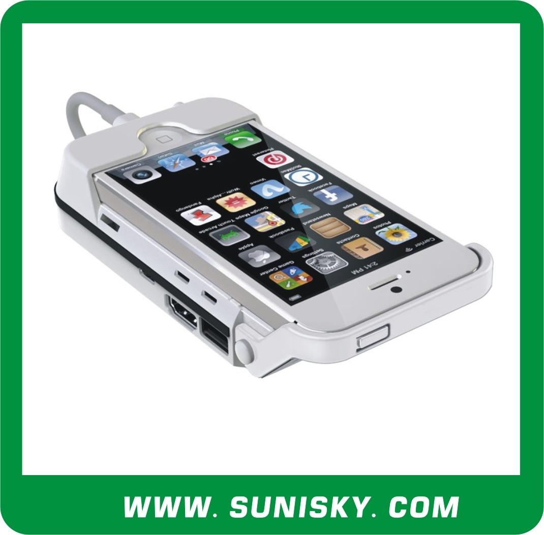 Iphone projector paul kolp for Apple pocket projector