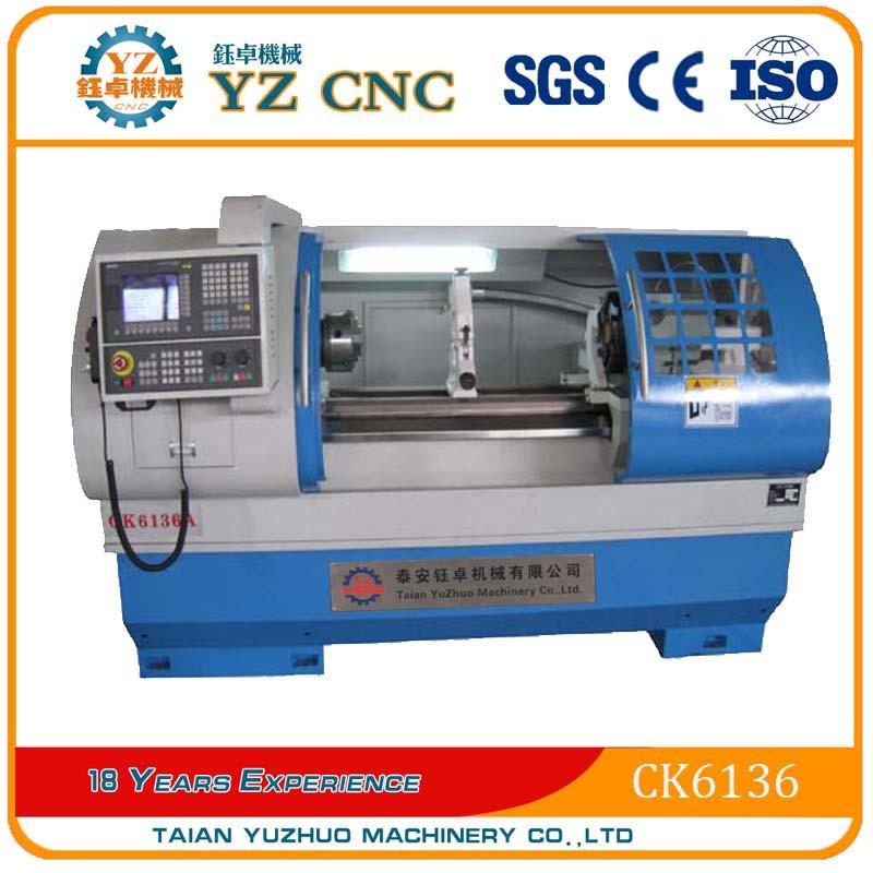 Ck6136 Chinese CNC Lathe Machine