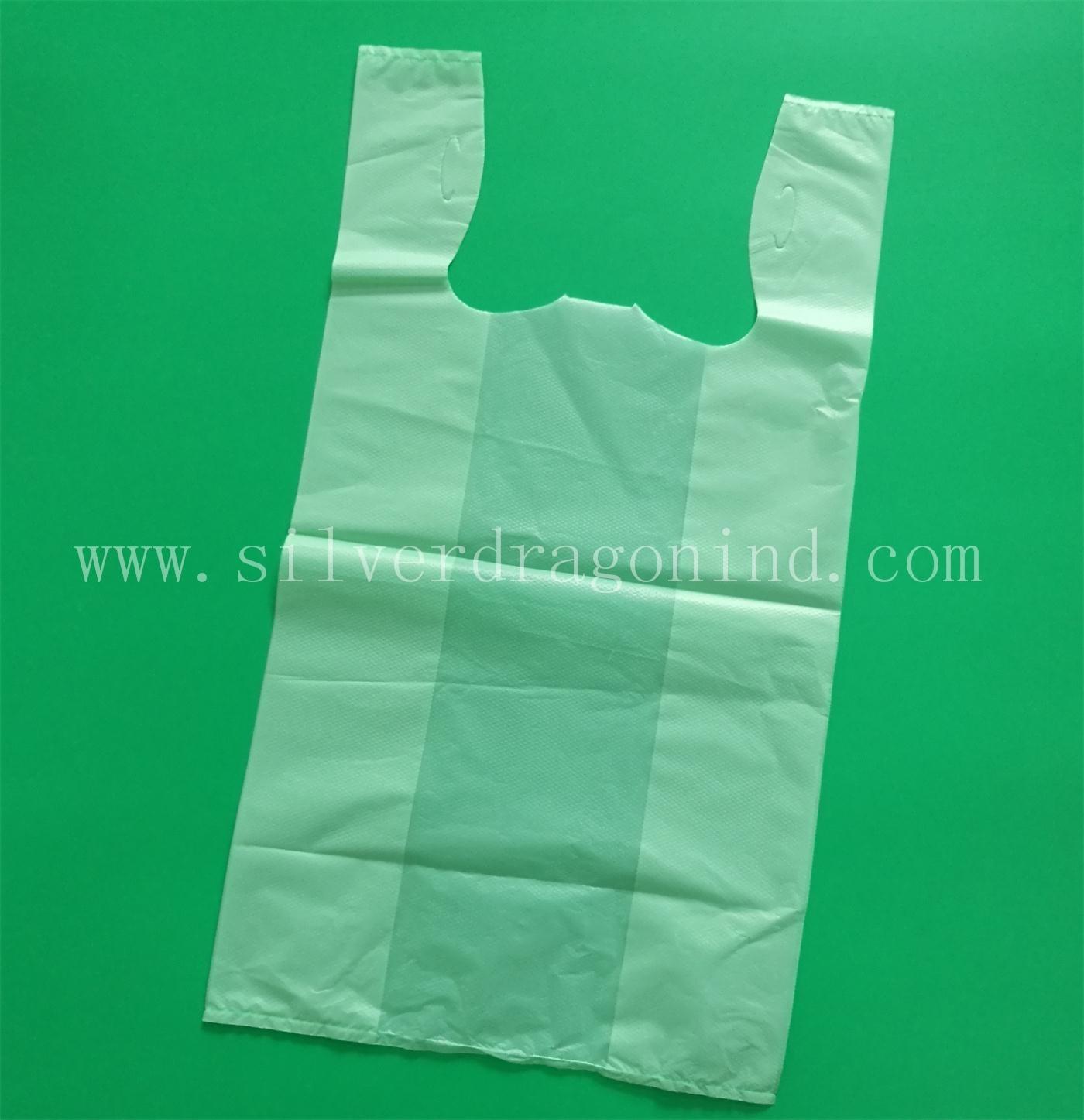 Custom Biodegradable Shopping Bag, Eco-Friendly Shopping Bag