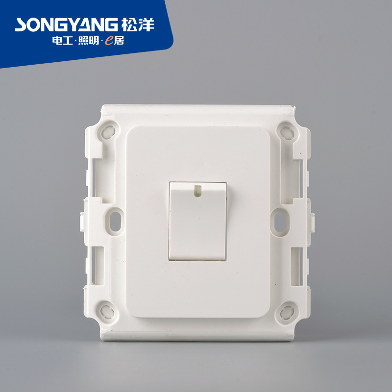 a Series 1gang Wall Switch