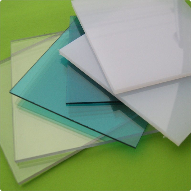 China Polycarbonate Solid Sheet For Building China