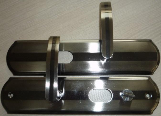 Security Steel Single Door (YF-S80)