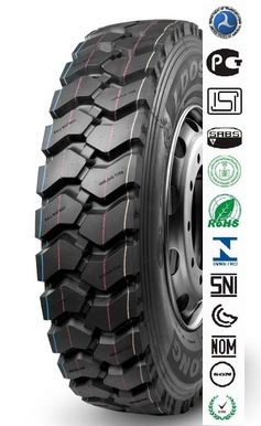 Full Range of Radial Tire for Truck and Bus