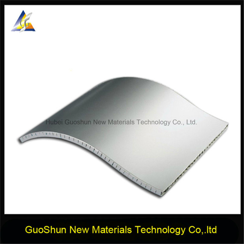 Factory Price New Pattern Shape Aluminum Honeycomb Panel