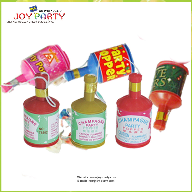 Party Popper for Christmas and New Year