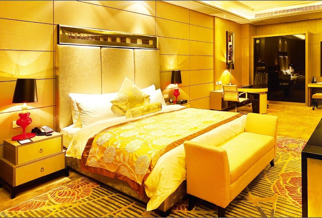 Luxury Star Hotel President Bedroom Furniture Sets Standard King Size Room  Furniture Luxury Classic Single Bedroom Furniture  GLNB 010101. China Luxury Star Hotel President Bedroom Furniture Sets Standard