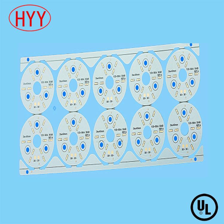 Lead Free HASL PCB for LED PCB Board
