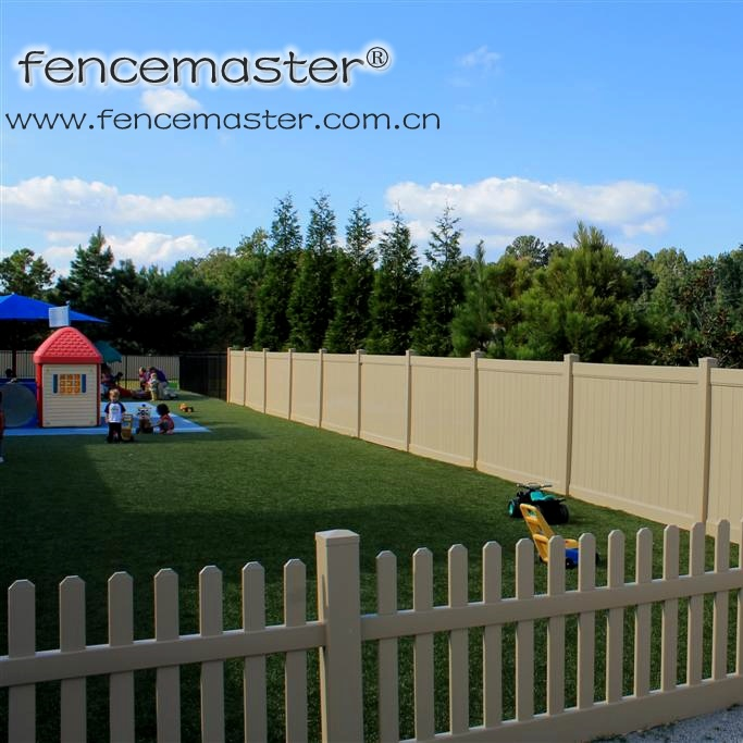 Picket Fence for Children′s Playground