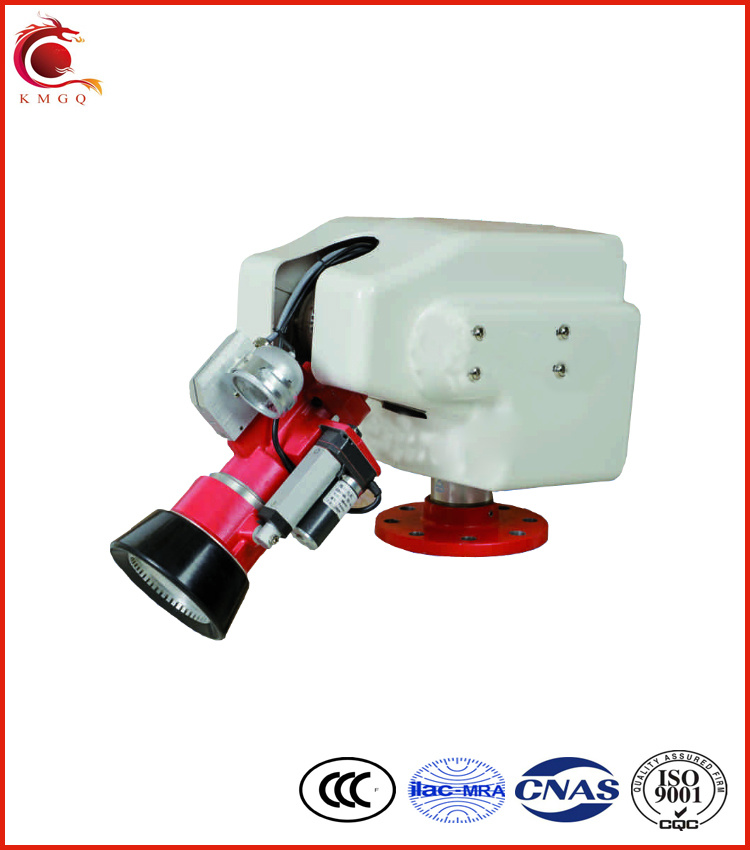 Fire Water Cannon/Automatic Target-Seeking Water Spraying Fire Extinguishing System in Large Space