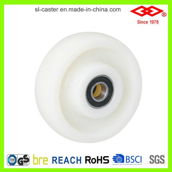 White Nylon Heavy Duty Castors (P160-20F125X50)