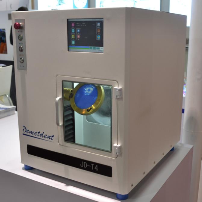 Popular CNC Jd-T4 Dental CAD Cam Milling Machine Dental Lab Machine
