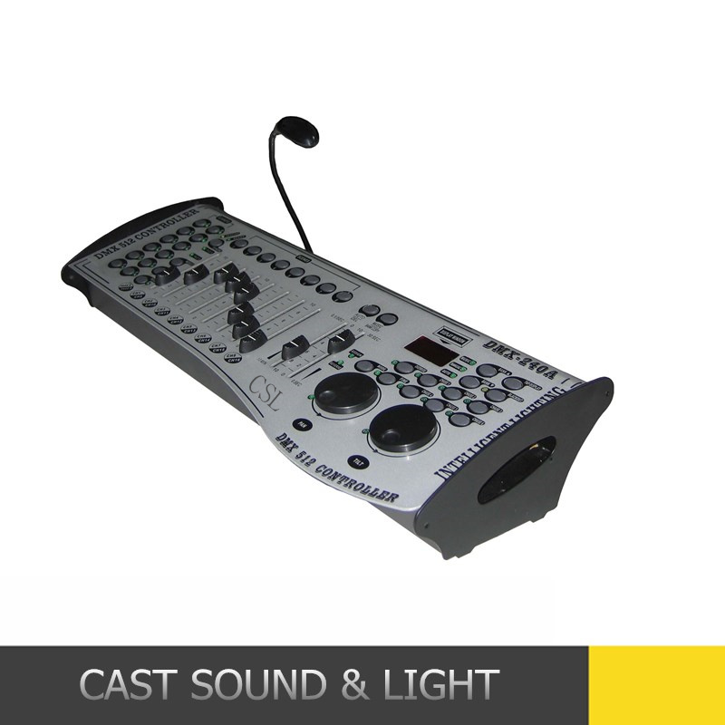 DMX512 Controller Stage Lighting 240A Console DMX Controller