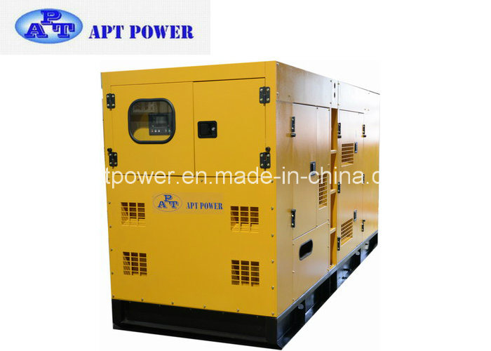 Silent 350kVA Diesel Generator Powererd by Deutz Engiine