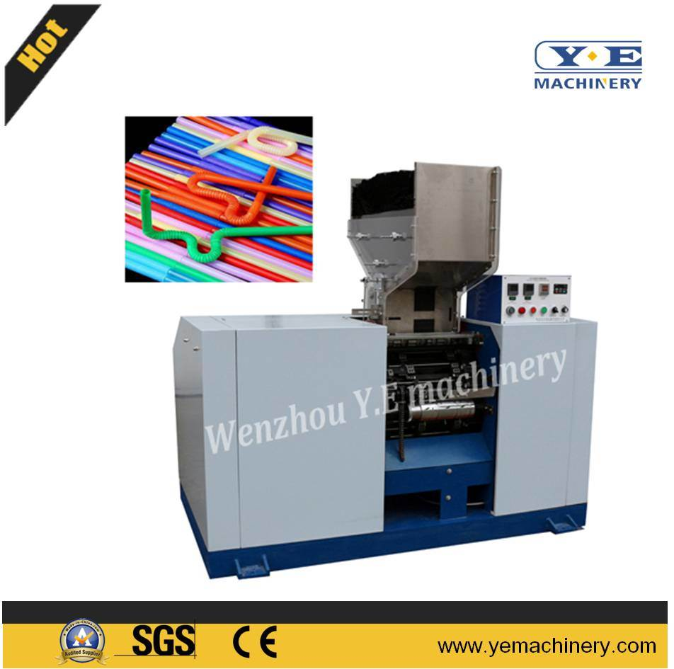 Artistic Long Flexible Straw Making Machine (XG Series)