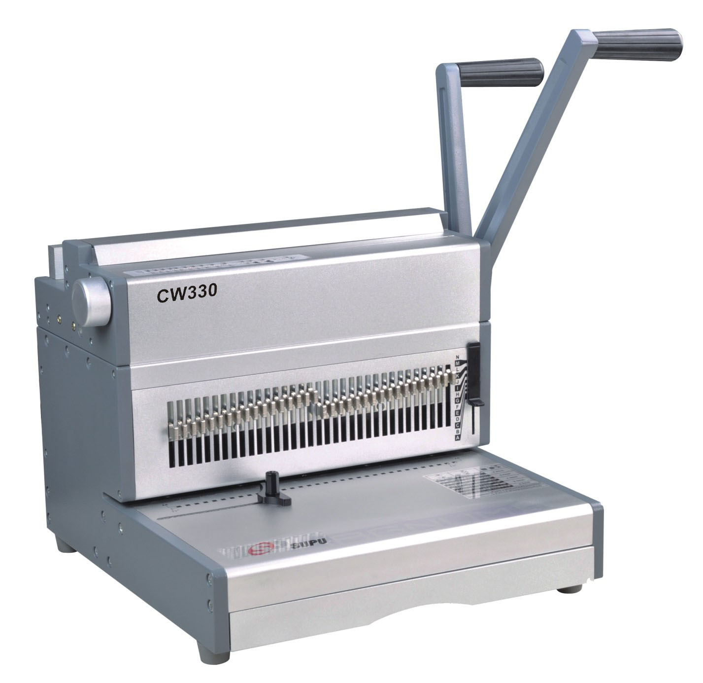 back book binding machine