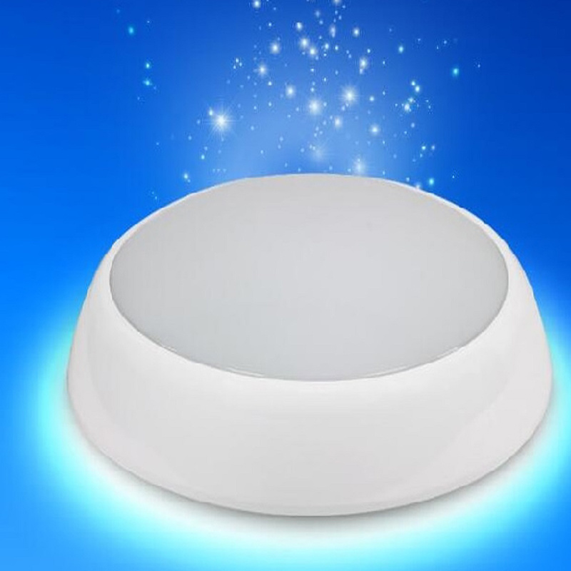 20W IP65 90-180mins Emergency Waterproof LED Bulkhead