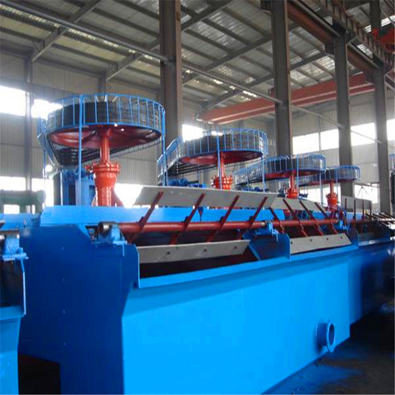 Flotation Separator Machine for Mineral Processing/Ore Flotation Machine