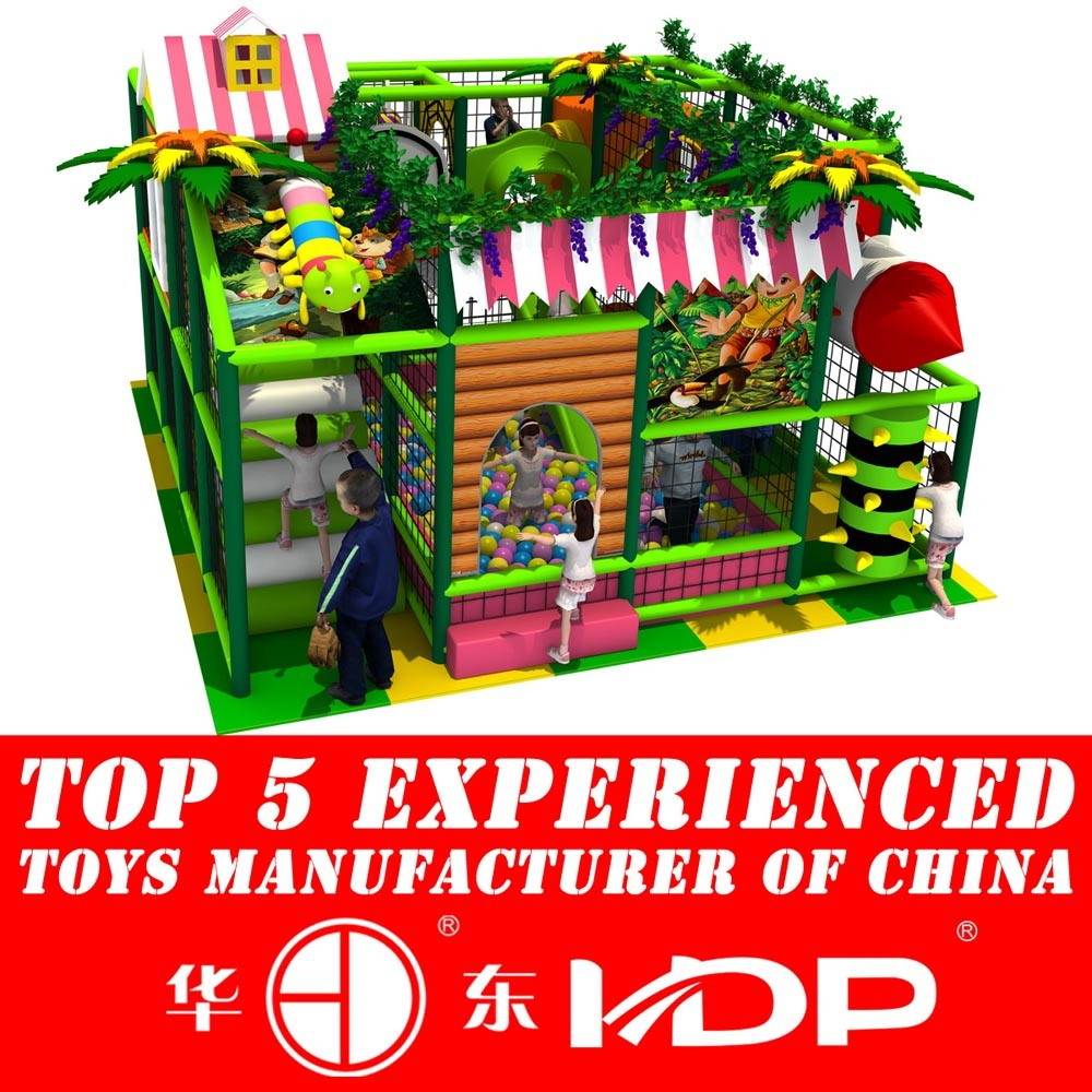 Indoor Playground Equipment HD13-167b