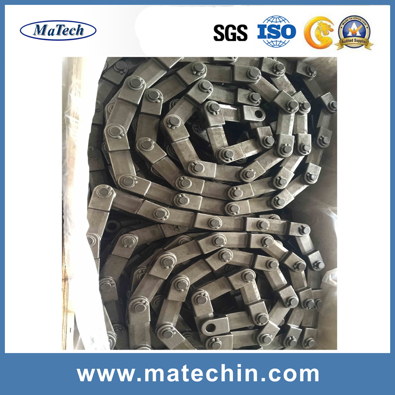 OEM Special Machined Rear Driving Forging Conveyor Chain
