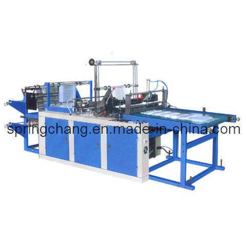 Photoelectric Control Conveyor Belt Sealing & Cutting Bag Making Machine (SHXJ-900)