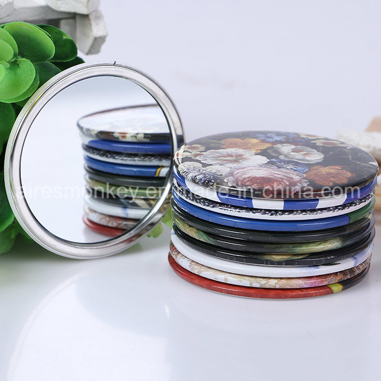 2017 Popular Lovely Portable Makeup Compact Mirror