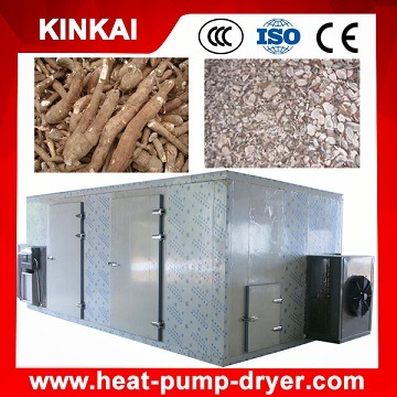 Large Capacity Cassava Dehydrator Drying Machine