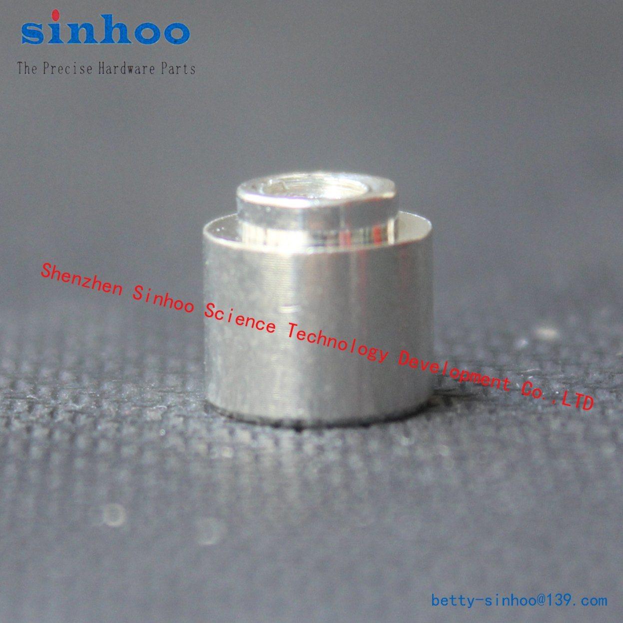 Smtso-M4-3et Standoff Weld Nut Solder Nut, Bulk, Stock, Steel, Bulk