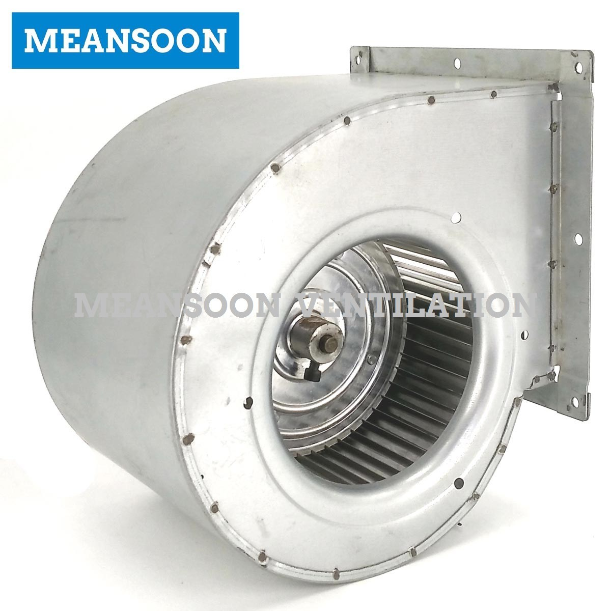 12-12 Double Inlet Centrifugal Ventilator for Air Conditioning Exhaust Ventilation