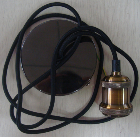 Roof Top Pendant Lamp Cord Set