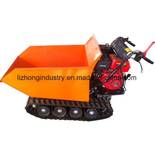 9HP 500kgs Mini Dumper, Mini Dumper Crawler, Dumper Mini (500B)