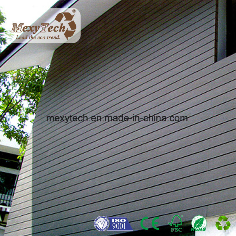 Modern Outdoor WPC Wall Cladding