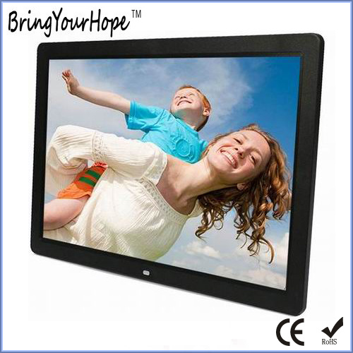 15 Inch 1080P Video Digital Photo Frame (XH-DPF-150A)