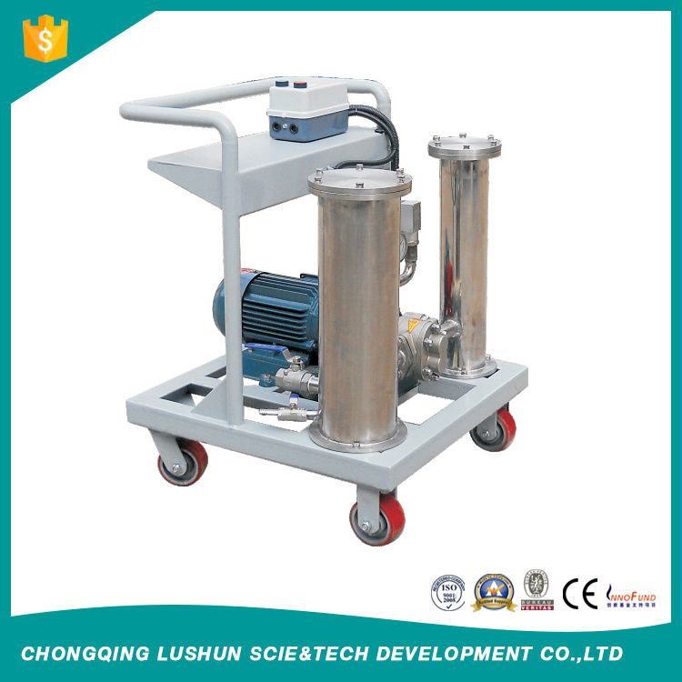Stainless Steel Oil Purifier Machine for Power Plant and Chemical Plant