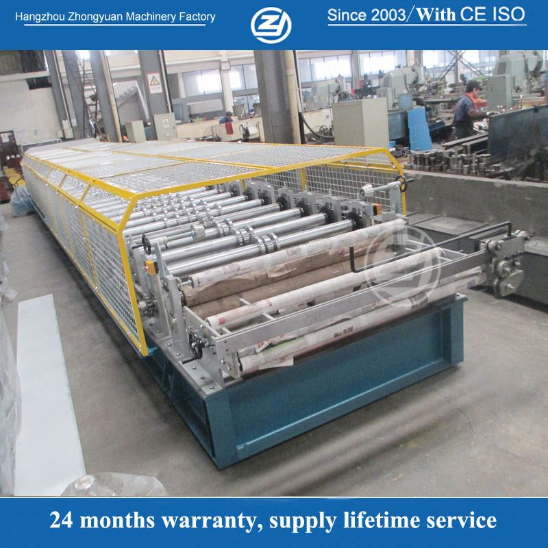 India Hot Sell 1450mm Roof Roll Forming Machine