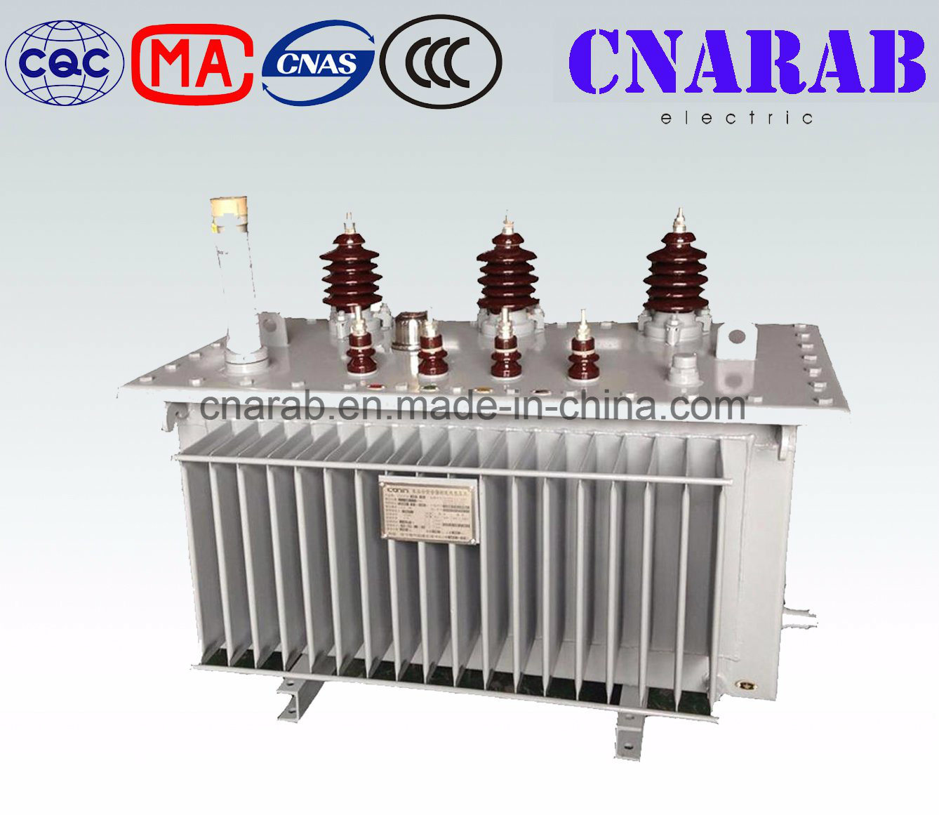 11kv Amorphous Alloy Oil Immersed Power Transformer (SBH15)