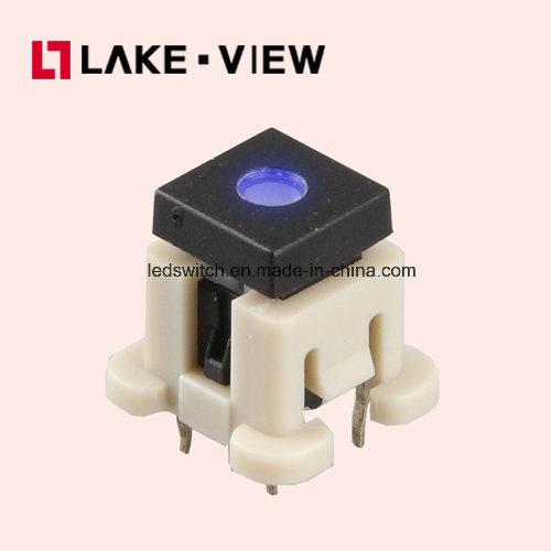 SGS Illuminated Waterproof 6*6mm LED Micro Tact Switch