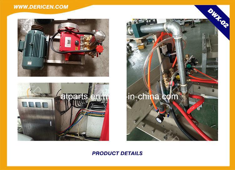 Dericen Dwx2 Hot Sale High Pressure Car Washer with Three Years Warranty