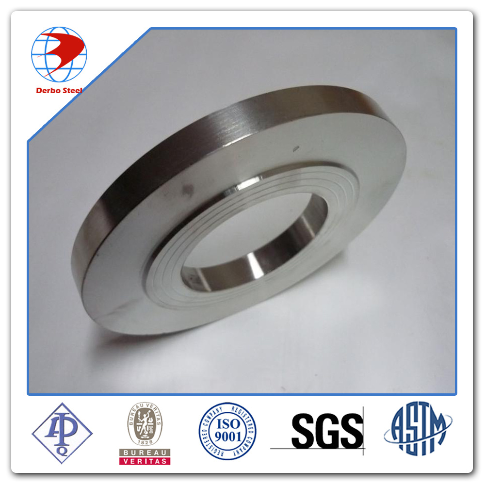 ASME B16.5 B16.48 Class150 to 3000 A105 A234 A105 Wn So Bl Rtj RF Forged Pipe Flange