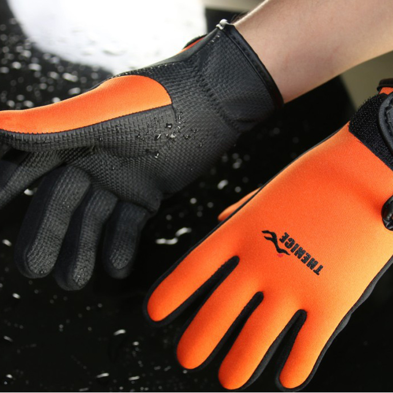 Anti-Slip Gloves for Surfing Swim Ski Fishing