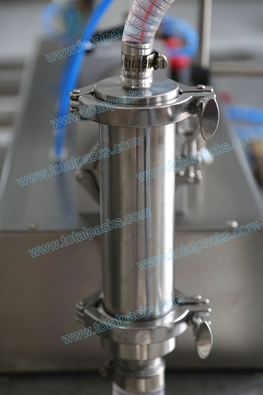 Semi-Automatic Single Nozzle Bottle Filling Machine for Liquid (FLL-150S)
