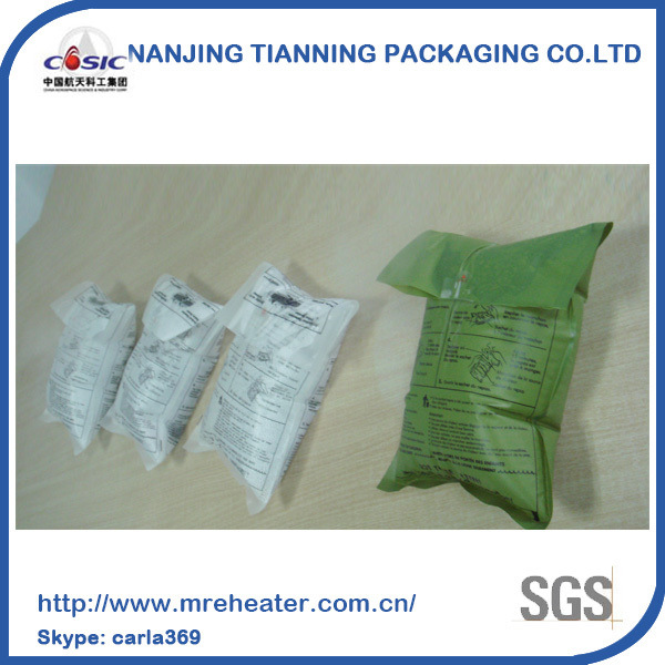 Njtn-Useful  12 Months Warrentee Product Effect Is Good Repeated Use Individual Mre with Heater