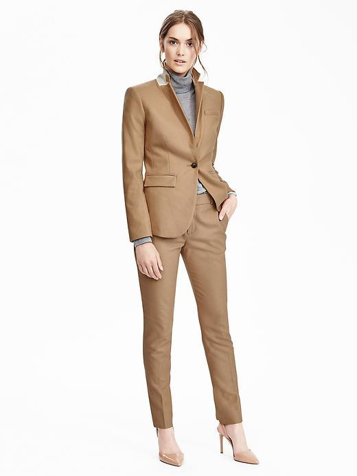 Camel Made to Measure Ladies Business Work Wear Suit